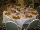 Seder in Solano 5771