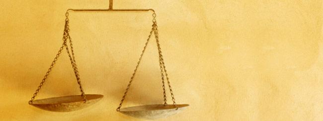 Parascha: Achte auf das Gleichgewicht