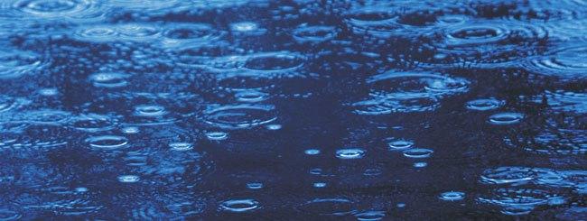 Gedanken: Der Segen des Regen