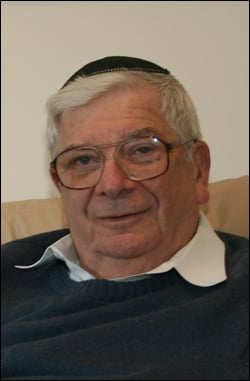 Rabbi Marvin Tokayer (Photo: Lubavitch Archives)