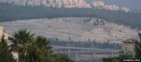 Messod and Michal Wizman were buried in Jerusalem's Har Hamenuchot cemetery Monday.