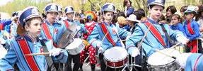 The Baal Shem Tov's Lag BaOmer Parade