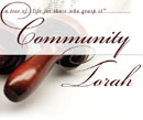 Community Torah Dedication