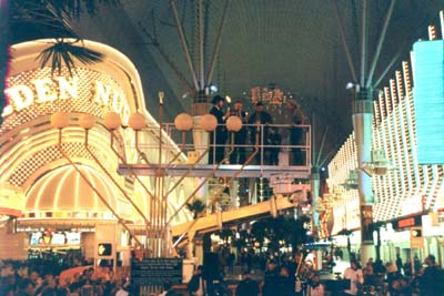 Las Vegas, Nevada - Publicizing the Chanukah Miracle