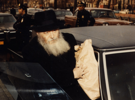Photo: The Shafran Collection/Lubavitch Archives