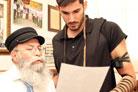 Israeli NBA Star Returns Home and Tours Charity Center