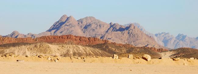 Sinai – ein kleiner Berg