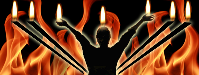 Weekly Torah Reading - Chasidic Masters: Of Victory and the Seven Flames