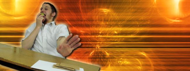 Weekly Torah Reading - Chasidic Masters: Fasting While Eating