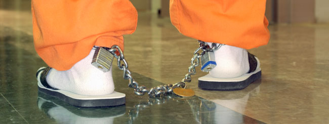 Nos chroniqueurs sur la Paracha: Libre comme... un détenu