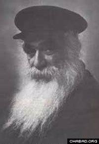 Rabbi Mendel Futerfas