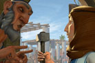 Ancient Midrashic Tale Comes to Life Through Modern Animation