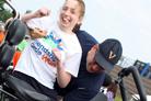 Friendship Bikes Bring Smiles to New Jersey Children