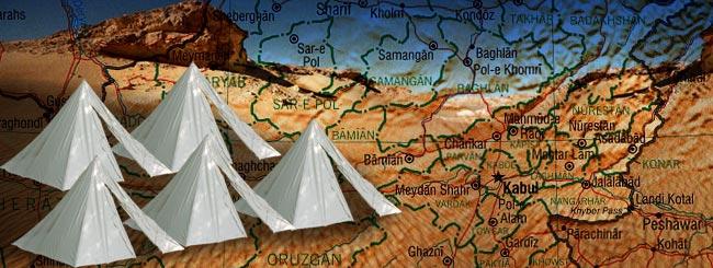 Artigos: As Tendas de Israel
