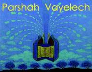 This Week's Torah Portion: Vayelech