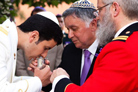 Rare Canadian Jewish Military Wedding Takes Place in Mexico
