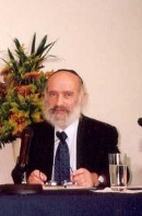 Parasja met Rabbijn Ing I Vorst/Wajigasj