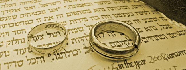 O Casamento Judaico Judaísmo Na Prática