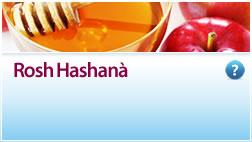 Visualizza il sito di Rosh Hashanà