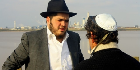 The only known Jew in the entire state of Rio Negro.