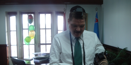 A moment of meaning with just G-d, the Shema and tefillin.