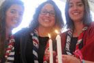 Jewish Scouts Enjoy Quadrennial Jamboree in Sweden