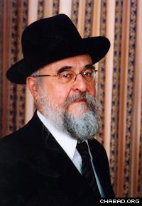 Rabbi Shalom Ber Lifshitz