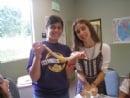Sukkot at the Hebrew School