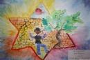 """Международный конкурс """"Дети рисуют """"Хабад"""""""" апрель 2010"""