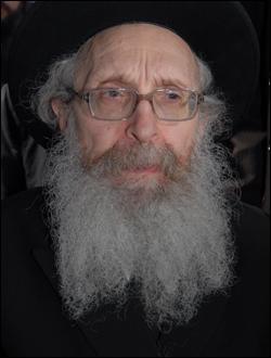 Rabbi Finkel of blessed memory.