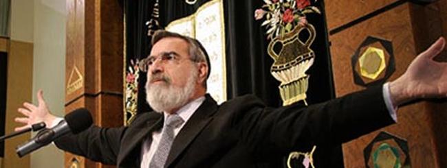 Yeshiva: Torah Study to Honor Rabbi Jonathan Sacks