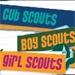 Cub Scouts, Boy Scouts & Girl Scouts