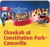 Chanukah at Constitution Park, Camarillo