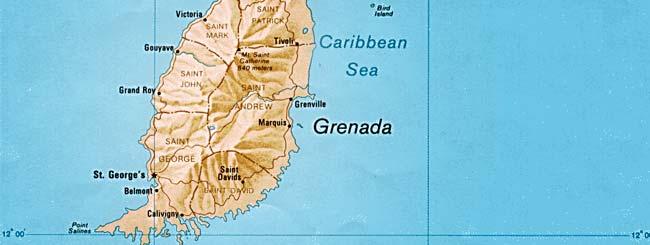 A U.S. Army Chaplain's Trip to Grenada