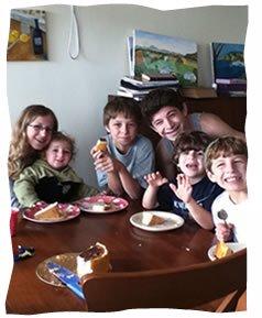 The Mendelsohn Kids