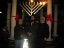 Nyack Menorah Lighting 2011