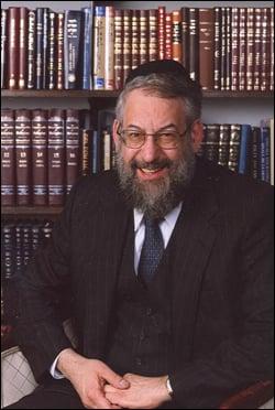 Professor Lawrence Schiffman.