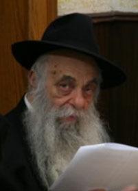 Le Rav Yoel Kahn