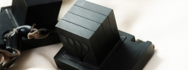 Black Leather Boxes