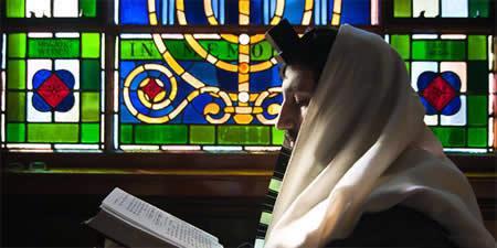"Rav Avi Richler, 29 ans, codirecteur de ""Chabad of Gloucester County, NJ"" - Photo: Yanky Ascher"