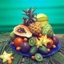 Tu B'Shvat Exotic Fruit Party