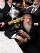Torah Dedication by Shayah & Tuky Treitel 2012-01-15