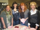 Moms Night Out-cupcake decorating