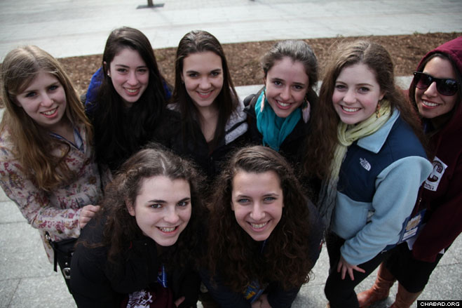 """""""I met so many amazing people and made many new friends while exploring New York and enriching my knowledge of Judaism,"""" commented participant Dory Abelman. """"Could this get any better?"""""""