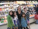 A visit to the Super Market - Hebrew School