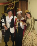 Purim in the Palace 2012