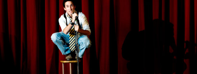Why Are So Many Comedians Jewish?