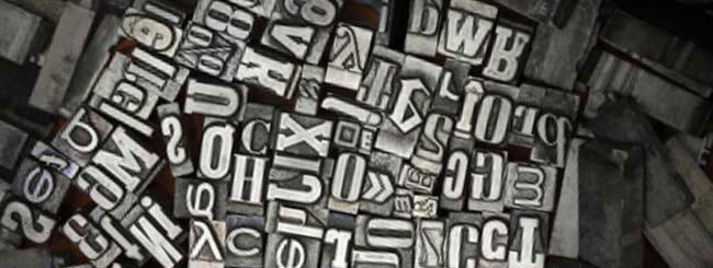 Artigos: Palavras e Pedras