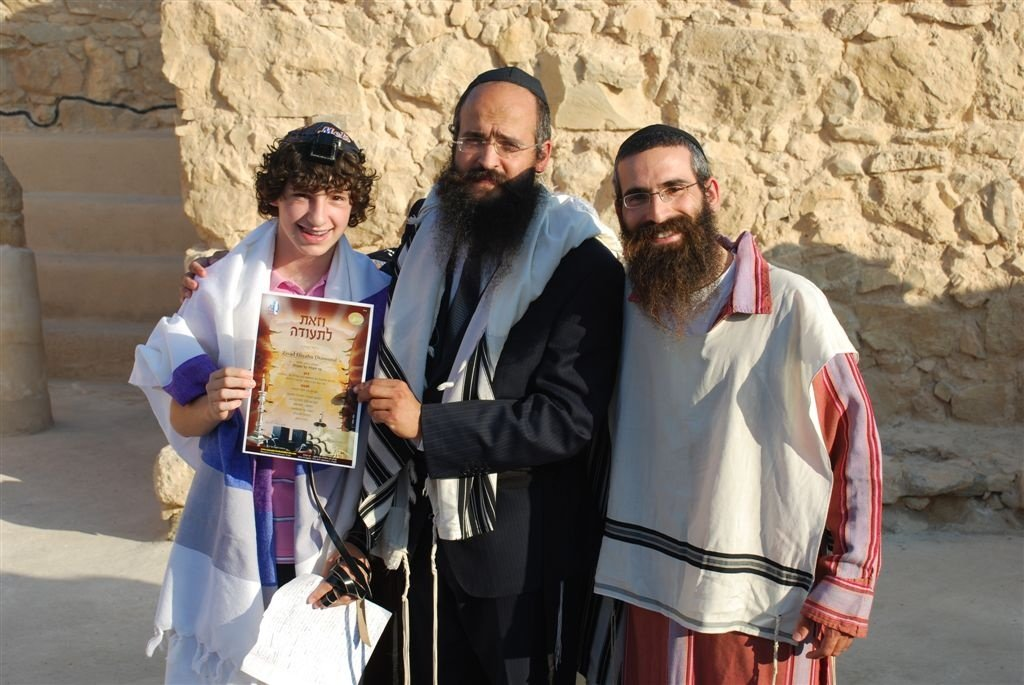 bar mitzvah on masada.JPG
