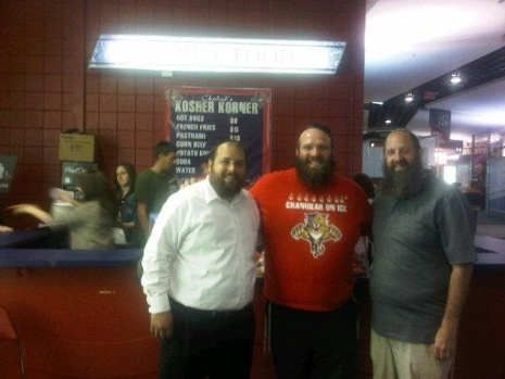 Rabbis Pinny Adi & Shuey at Kosher Korner.jpg